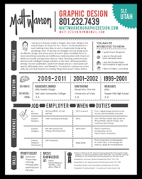 graphic designer resume infografia curriculum empleo resume graphic design graphic design resume is one of those very lucky resumes to have it is because when graphic design needs employees they will be able