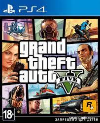 Grand Theft Auto V для PlayStation 4 игру купить в Минске