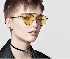 <b>Рут Белл</b> в очках Dior - Dubai Art Media