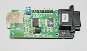 Application Note: Upgrading a passive <b>DB9 RS232</b> Interface to an ...