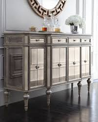 dresden four door mirrored buffet borghese mirrored furniture