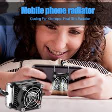<b>Mobile Phone</b> Radiator Gaming <b>Universal Phone</b> Cooler Adjustable ...