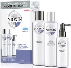 Nioxin System <b>Набор</b> (Система <b>5</b>) <b>5 Kit</b> 150 мл+150 мл+50 мл