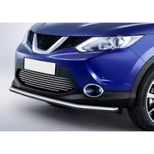 <b>Решетка бампера d10</b> Rival для Nissan Qashqai II 2013-2017 ...