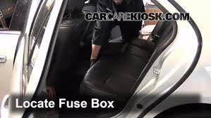 interior fuse box location 2004 2009 cadillac srx 2006 cadillac interior fuse box location 2004 2009 cadillac srx 2006 cadillac srx 3 6l v6