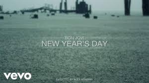 Bon Jovi - <b>New Year's</b> Day - YouTube