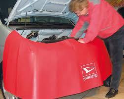 DATEX - Защитные чехлы для автомастерских DAIHATSU