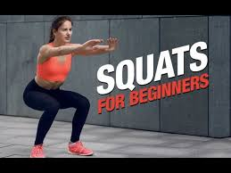 How to Do a <b>Squat</b> | Boot Camp Workout - YouTube