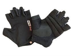 Купить <b>Перчатки для фитнеса OneRun</b> цвет черный XXS по ...