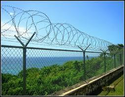 Razor Barbed Wire Fencing