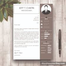 professional resume template design jeff t chafin resume template mockup 19 cover letter