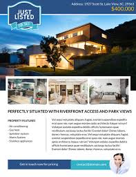 the best real estate flyer for all realty companies real estate flyer 29