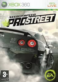 Need for Speed ProStreet RGH Xbox360 Español [Mega,Openload+]