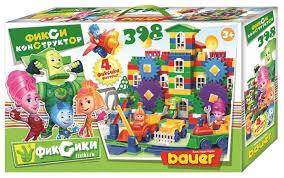 <b>Конструктор Bauer Фиксики</b> 315-<b>398</b> — купить по выгодной цене ...