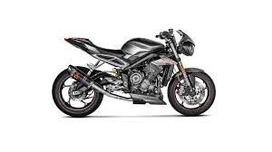 <b>Triumph Street Triple</b> 765 S / R / RS 2019 Slip-On Line (Carbon ...