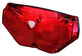 Купить Задний фонарь D-<b>Light</b> CG-409R1 красный/черный по ...
