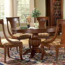 Pedestal Dining Table Stunning Round Pedestal Dining Table