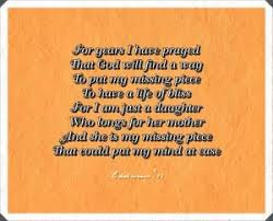 Mothers Day Hindi Poems for Deceased Poems 2014 | Happy Mothers ... via Relatably.com