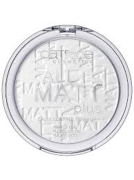 <b>Пудра Компактная</b> All Matt Plus Shine Control <b>Powder</b> 001 ...