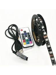 <b>ZDM</b> 5V 15 - 30W 5050 <b>100</b> / 200CM USB Waterproof RGB <b>LED</b> ...