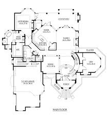 images about house plans on Pinterest   Victorian House    First Floor Plan of Luxury Victorian House Plan