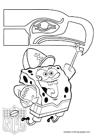 Small Picture NFL Football Games Coloring Page For Kids Kids Coloring Pages