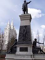 「Brigham Young reach salt lake city 1847」の画像検索結果