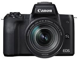 <b>Фотоаппарат Canon EOS M50</b> Kit — купить по выгодной цене на ...