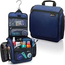 Hanging Travel Toiletry Bag for Men and Women ... - Amazon.com