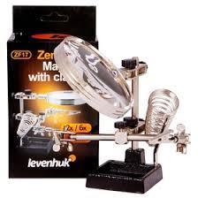 <b>Лупа штативная Levenhuk</b> Zeno Refit ZF17 (4816033) - Купить по ...