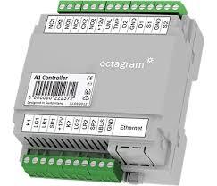 <b>КОНТРОЛЛЕР</b> A1 <b>OCTAGRAM</b> основа для любого решения ...