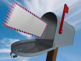 Image result for letters mail