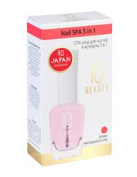 NAIL SPA 5 IN 1 <b>СПА уход для ногтей</b> и кутикулы (5 в1) 12,5 мл от ...