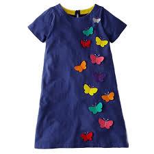 Vestidos Girls <b>Summer</b> Dress 2018 <b>Brand</b> Animal Unicorn Princess ...