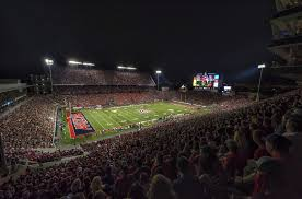 Arizona Wildcats vs Texas Tech Red Raiders Football [9/14/2019 ...