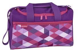 <b>Сумка</b> спортивная <b>Herlitz</b> XL розовый Cubes купить в интернет ...