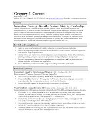 creative director resume ideas cipanewsletter executive creative director resume jpg