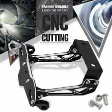 <b>Motorcycle CNC Aluminum</b> License Plate Bracket Licence Plate ...