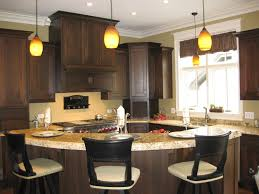 decorated kitchen countertops home