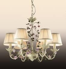 <b>Люстра подвесная</b> с цветочками Tender 2796/6 <b>Odeon</b> Light ...