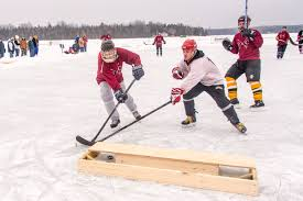 record number of teams in door county pond hockey tourney door record number of teams in door county pond hockey tourney door county pulse