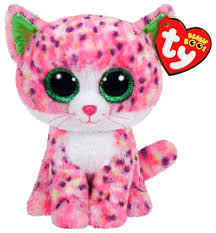 Мягкая <b>игрушка</b> TY Beanie boos Котёнок Sophie 15 см — купить ...