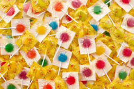 <b>Sugar</b>-<b>free Lollipop</b> 8 Fruit Flavor Assortment: Candy Creek Lollipops