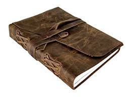 Leather Journal to Write in - Genuine Leather ... - Amazon.com