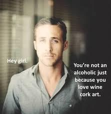 Ryan Gosling is gek op handgemaakte spulletjes   NSMBL.nl via Relatably.com