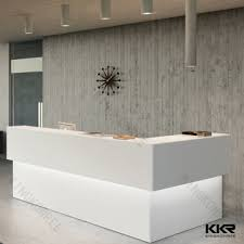 china luxury design marble reception desk office front desk china ce approved office furniture reception desk