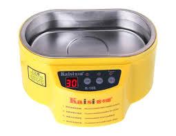 Бюджетная <b>ультразвуковая</b> очистительная <b>ванночка</b> Kaisi K-105 ...