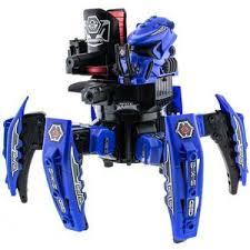 <b>Радиоуправляемый боевой робот паук</b> Keye Toys Space Warrio r ...