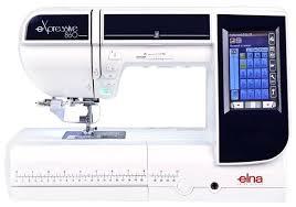 <b>Швейная машина Elna</b> Expressive <b>860</b> — купить по выгодной ...