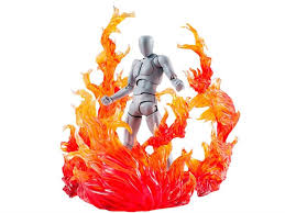 <b>Tamashii Effect Impact</b> Burning <b>Flame</b> Red